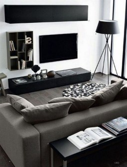 Awesome Modern Living Room Design Ideas For Your Inspiration16