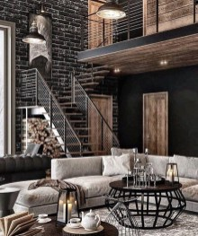 Awesome Modern Living Room Design Ideas For Your Inspiration31