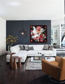 Awesome Modern Living Room Design Ideas For Your Inspiration32