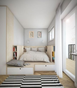 Awesome Storage Design Ideas In Your Bedroom18