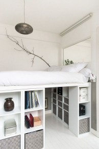 Awesome Storage Design Ideas In Your Bedroom20