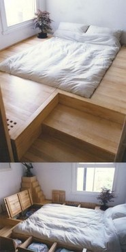 Awesome Storage Design Ideas In Your Bedroom36
