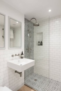 Best Gray And White Bathroom Ideas For02