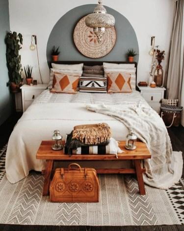 Bohemian Bedroom Decoration Ideas48