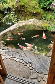 Fabulous Fish Pond Design Ideas For Your Home Yard12