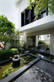 Fabulous Fish Pond Design Ideas For Your Home Yard14