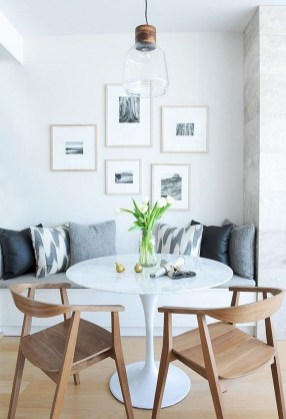 Fabulous Tiny Dining Room Design Ideas For08