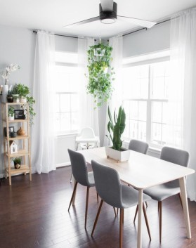 Fabulous Tiny Dining Room Design Ideas For17