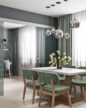 Fabulous Tiny Dining Room Design Ideas For26