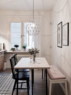 Fabulous Tiny Dining Room Design Ideas For34