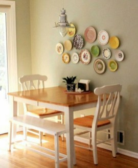 Fabulous Tiny Dining Room Design Ideas For35