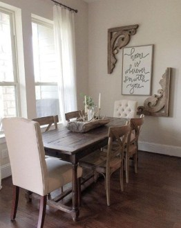 Fabulous Tiny Dining Room Design Ideas For36