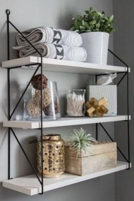 Industrial Bathroom Shelves Design Ideas06