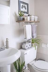 Industrial Bathroom Shelves Design Ideas32