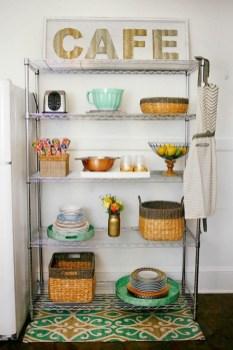 Lovely Kitchen Rack Design Ideas For Smart Mother02