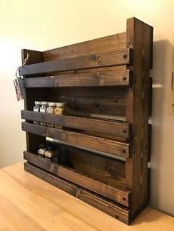 Lovely Kitchen Rack Design Ideas For Smart Mother05