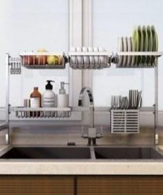 Lovely Kitchen Rack Design Ideas For Smart Mother21