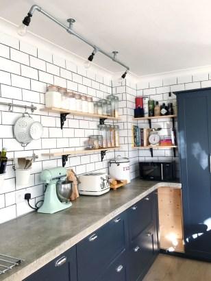 Lovely Kitchen Rack Design Ideas For Smart Mother34