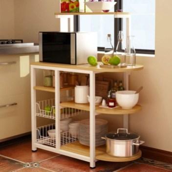 Lovely Kitchen Rack Design Ideas For Smart Mother42