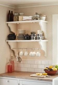 Lovely Kitchen Rack Design Ideas For Smart Mother43