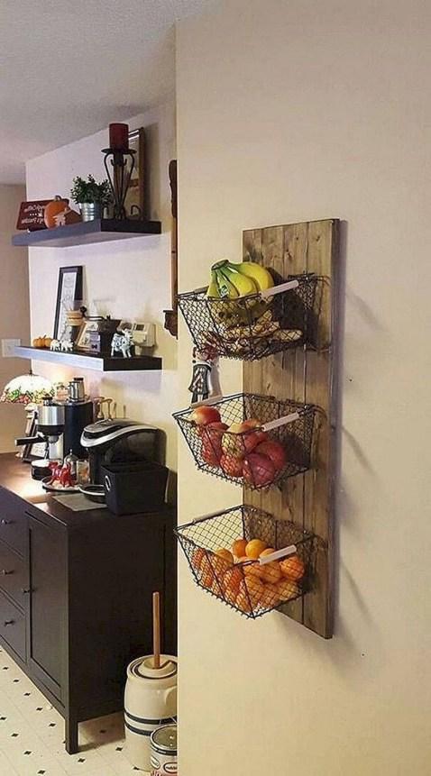 Lovely Kitchen Rack Design Ideas For Smart Mother45