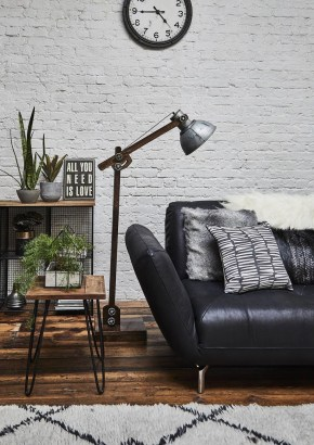 Luxury Black Leather Living Room Sofa Ideas For Comfortable Living Room08