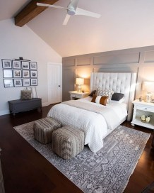 Make Your Bedroom Cozy With Neutral Bedroom Decorations10