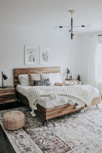 Make Your Bedroom Cozy With Neutral Bedroom Decorations23