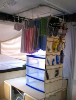Simple Rv Camper Storage Design Ideas For Your Travel03