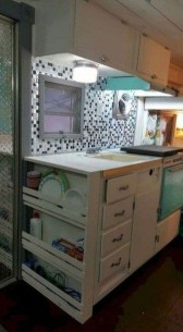 Simple Rv Camper Storage Design Ideas For Your Travel05
