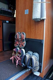Simple Rv Camper Storage Design Ideas For Your Travel19