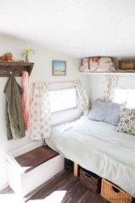Simple Rv Camper Storage Design Ideas For Your Travel30