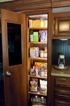 Simple Rv Camper Storage Design Ideas For Your Travel34
