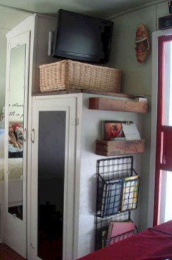 Simple Rv Camper Storage Design Ideas For Your Travel35