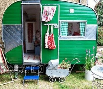 Unique Vintage Camper Exterior Ideas For More Impression12