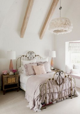 Vintage Nist Bedroom Decoration Ideas That Look More Beautiful25