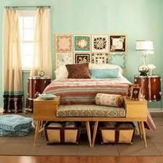 Vintage Nist Bedroom Decoration Ideas That Look More Beautiful33