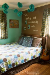 Vintage Nist Bedroom Decoration Ideas That Look More Beautiful46