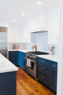 Wonderful Blue Kitchen Design Ideas14