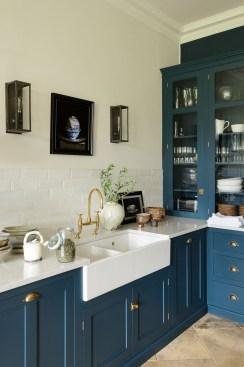 Wonderful Blue Kitchen Design Ideas16