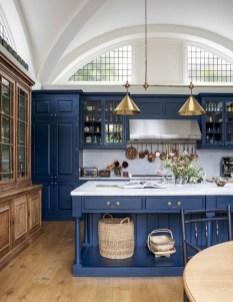 Wonderful Blue Kitchen Design Ideas31