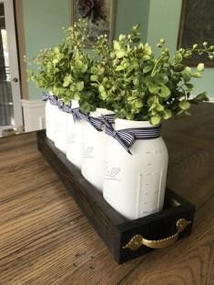 Wonderful Farmhouse Decor Ideas With Beautiful Greenery04