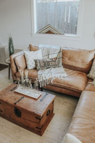 Wonderful Industrial Rustic Living Room Decoration Ideas You Have Must See11