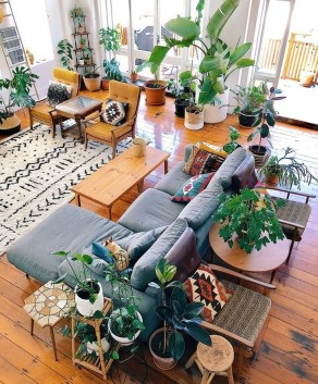 Wonderful Industrial Rustic Living Room Decoration Ideas You Have Must See24