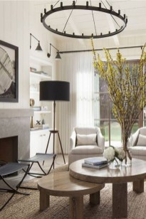 Wonderful Industrial Rustic Living Room Decoration Ideas You Have Must See29