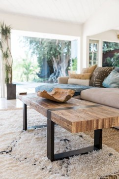 Wonderful Industrial Rustic Living Room Decoration Ideas You Have Must See35