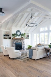 Wonderful Living Room Rug Layering Combination For Sweet Home11