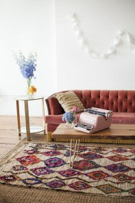 Wonderful Living Room Rug Layering Combination For Sweet Home36