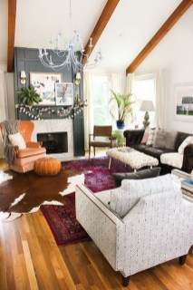 Wonderful Living Room Rug Layering Combination For Sweet Home40