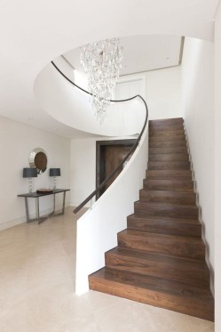 Wonderful Staircase Design Ideas That Inspires Living Room Ideas16
